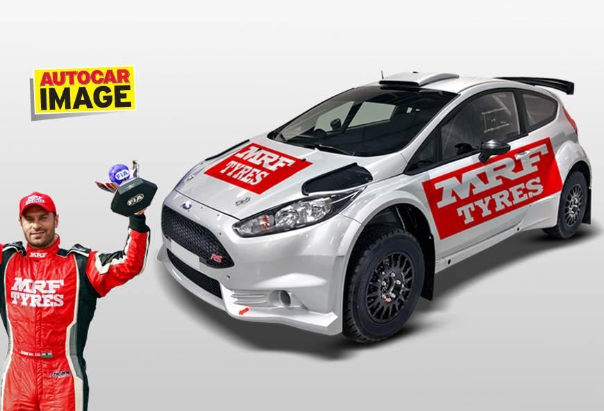 Gaurav Gill to drive Ford Fiesta R5 in WRC2