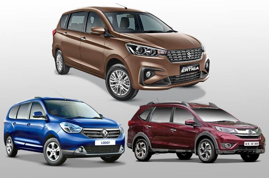 2018 Suzuki Ertiga vs rivals: Specifications comparison