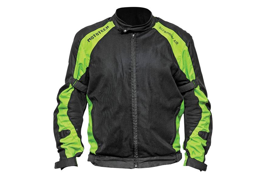 Mototech Scrambler Air jacket review