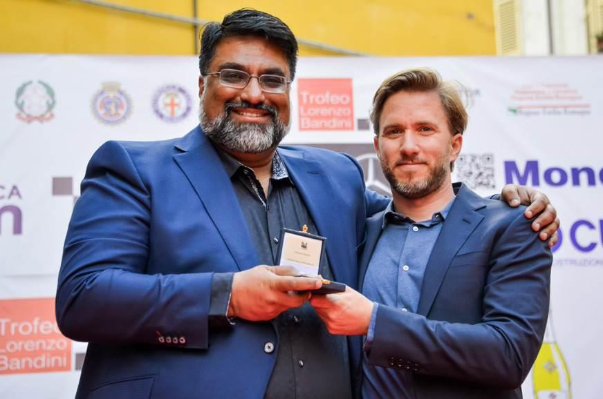 Mahindra Racing lauded at Lorenzo Bandini Trophy event`