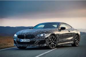 New BMW 8-series to get digital instrument cluster
