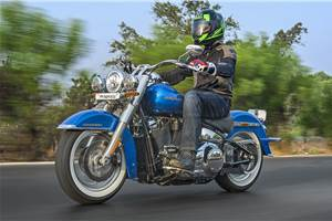 2018 Harley-Davidson Softail Deluxe review, test ride
