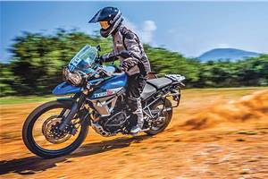 2018 Triumph Tiger 800 XCx long term review, second report
