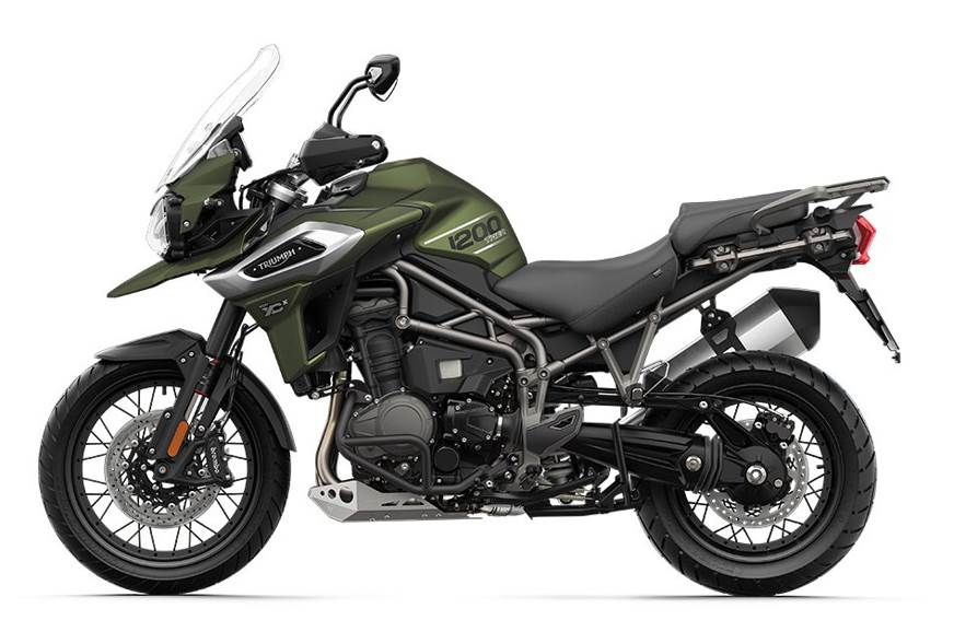 2018 Triumph Tiger 1200 XCx launched at Rs 17 lakh