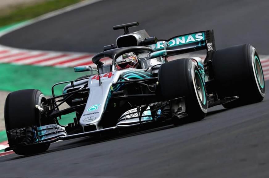 F1 2018: Hamilton takes lights-to-flag Spanish GP win
