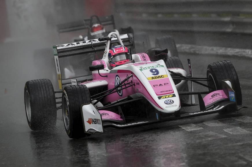 Pau F3: Daruvala claims podium finish