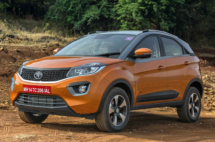 Nexon SUV quadruples Tata UV market share