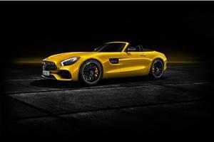 Mercedes-AMG GT S Roadster revealed