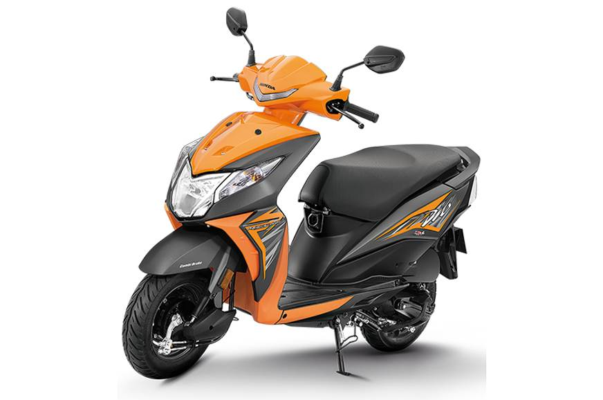 Honda Dio Deluxe launched at Rs 53,292
