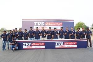 TVS Apache RR Cup 2018: 12 racers selected