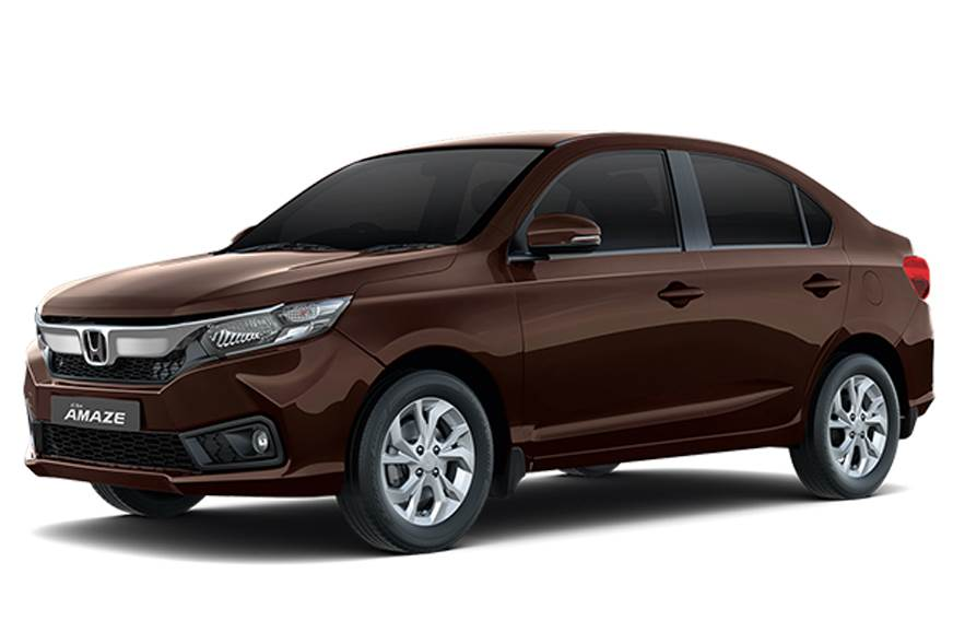 New Honda Amaze variants explained