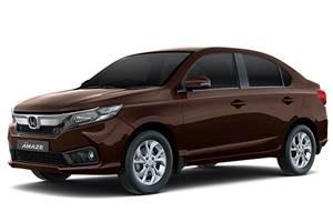 New Honda Amaze variants explained