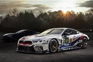 BMW 8-series teased ahead of debut