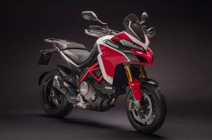 Ducati to return to Pikes Peak with new Multistrada