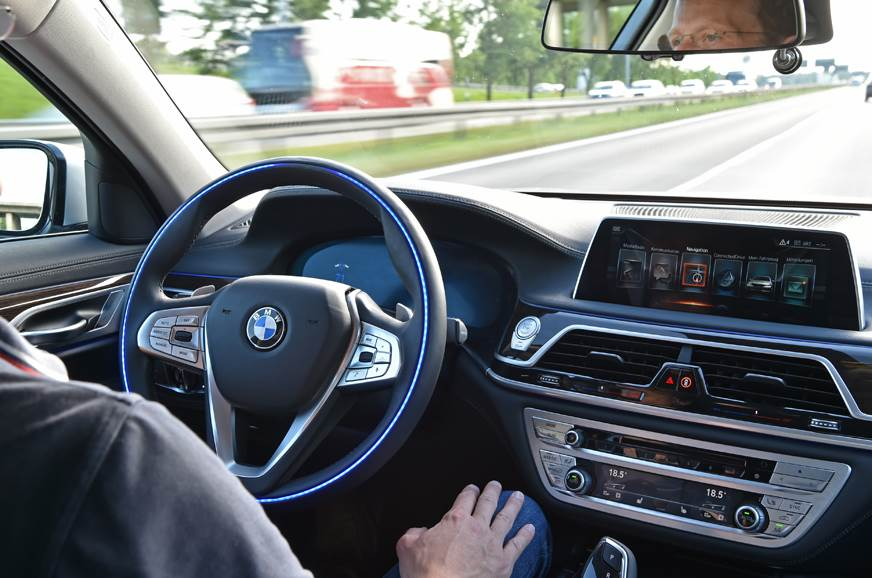 BMW gets licence to test L4 autonomous cars in China