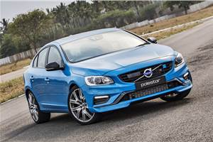 New S60 to be Volvo's first diesel-free offering