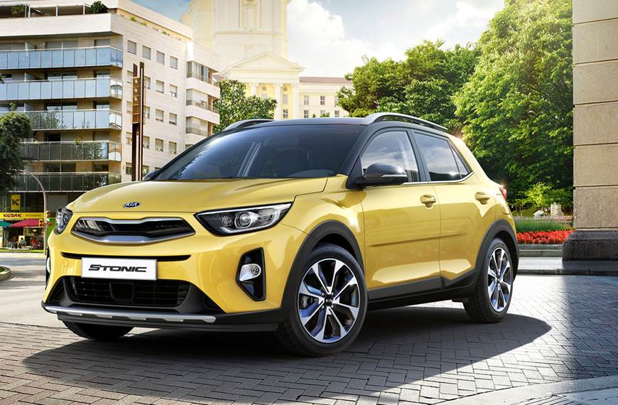 Kia evaluating Stonic, Grand Carnival for India