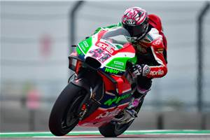 Espargaro to remain with Aprilia for another two years