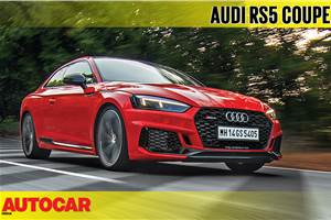 2018 Audi RS5 Coupe video review