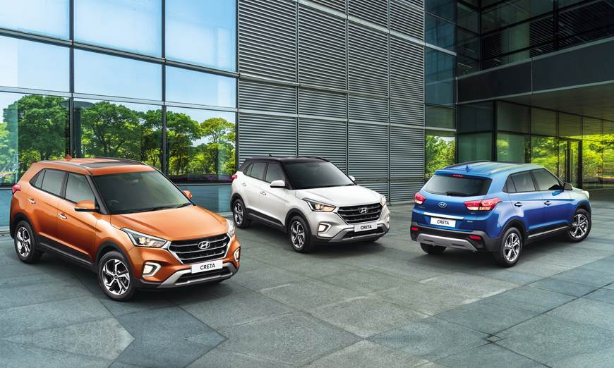 Hyundai Creta facelift price, variants explained