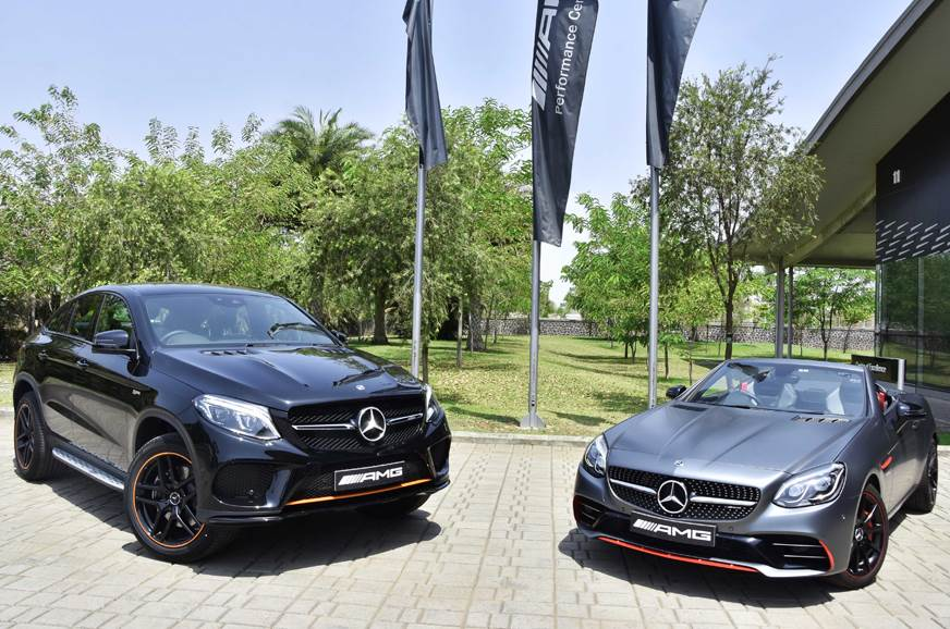 Mercedes-AMG launches limited edition GLE 43, SLC 43