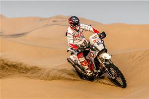 2019 Dakar Rally to be held only in Peru