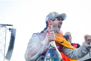 Berlin ePrix: Abt victorious at home race