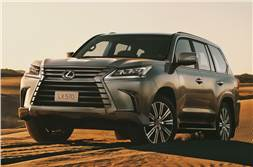 2018 Lexus LX 570 launched at Rs 2.33 crore