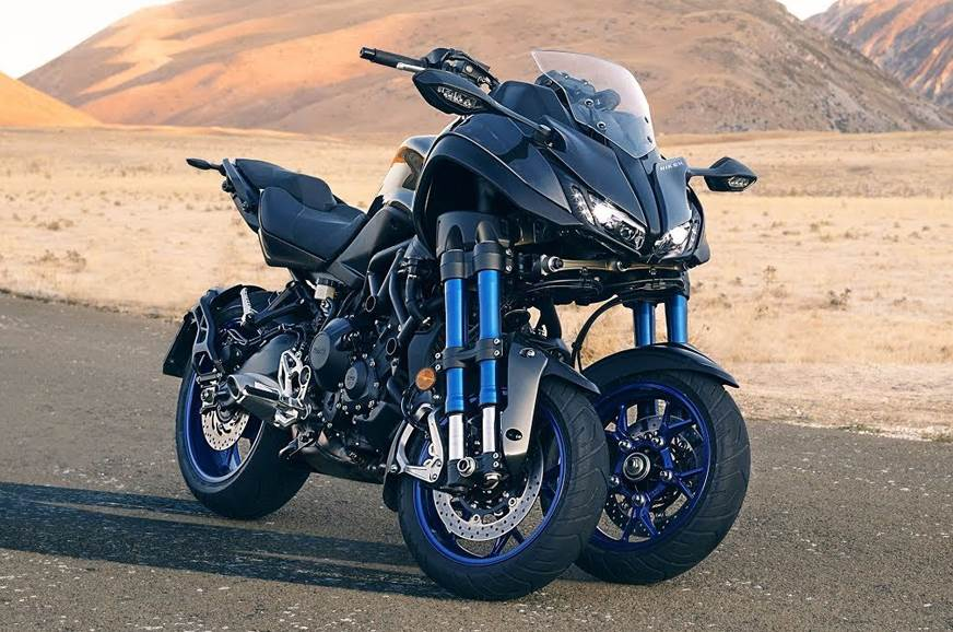 First mass-produced sport-trike in the world goes on sale