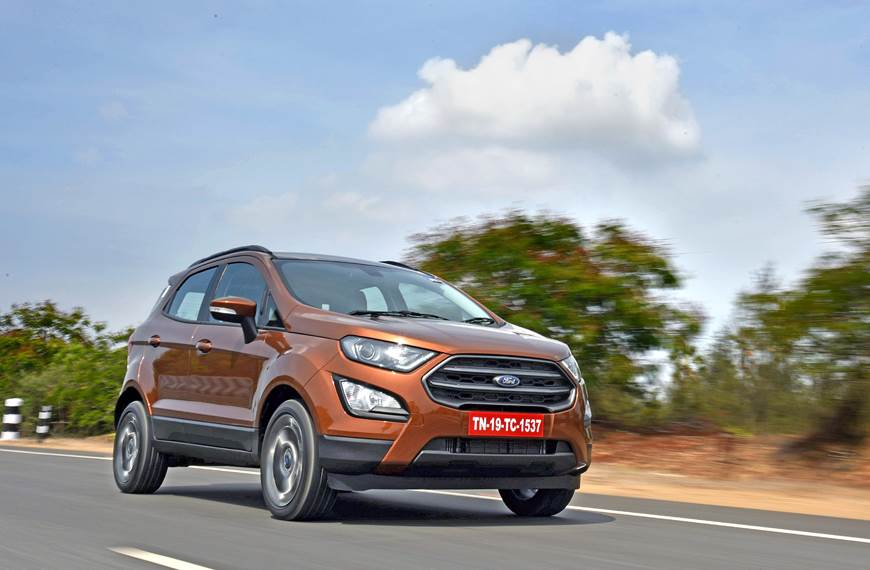 2018 Ford EcoSport S review, test drive
