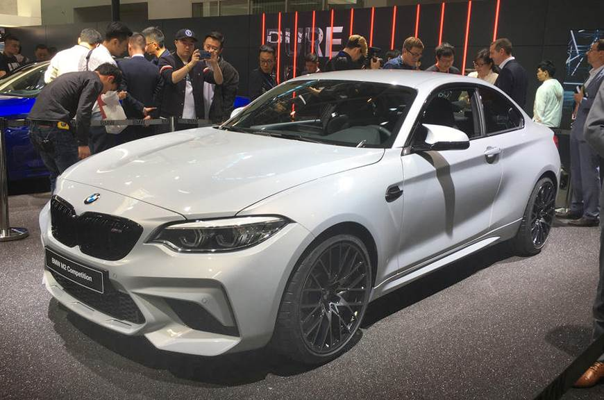 BMW M2 Competition, M5 Competition to launch in India