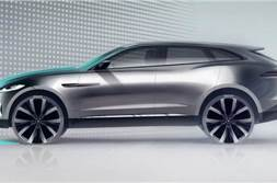 Jaguar J-Pace SUV to take on Porsche Cayenne