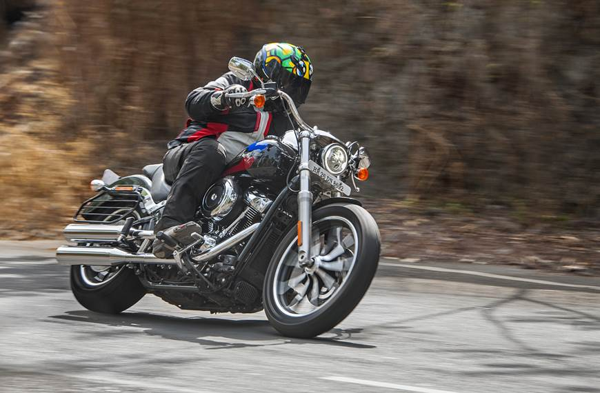 2018 Harley-Davidson Low Rider review, test ride