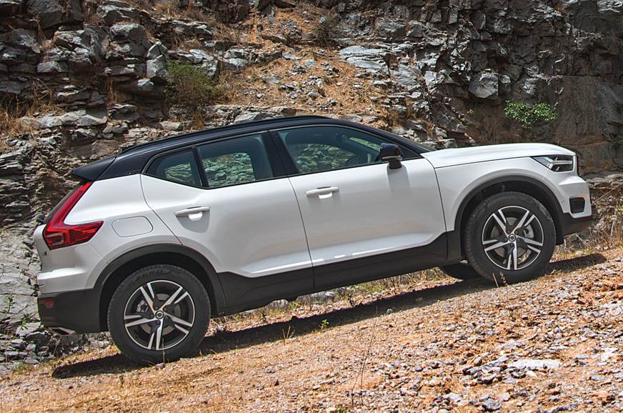 India-bound Volvo XC40: 5 things to know
