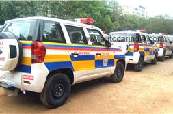 Mahindra TUV300 to join Mumbai police fleet