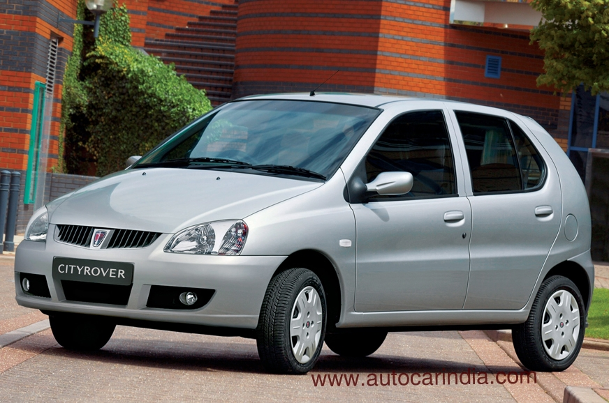 Indica was first Indian car to wear an international badg...
