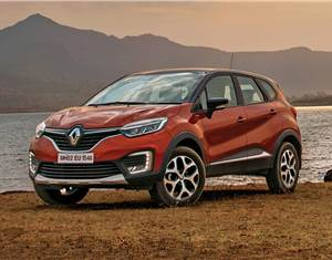 2018 Renault Captur long term review, first report