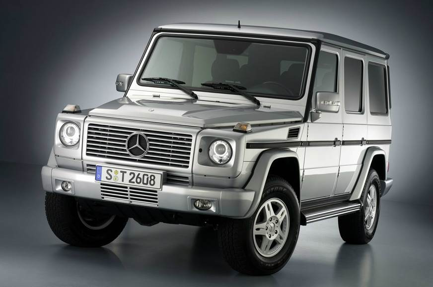 Mercedes-Benz will continue to make old G-class