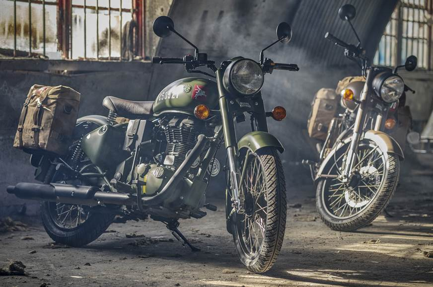 Royal Enfield Classic 500 Pegasus India launch on May 30
