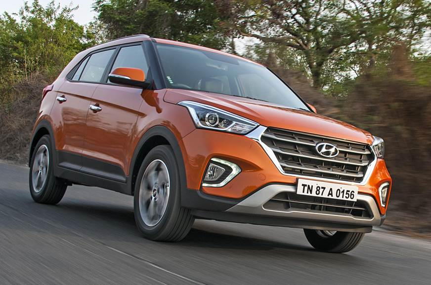 Hyundai Creta facelift review, test drive