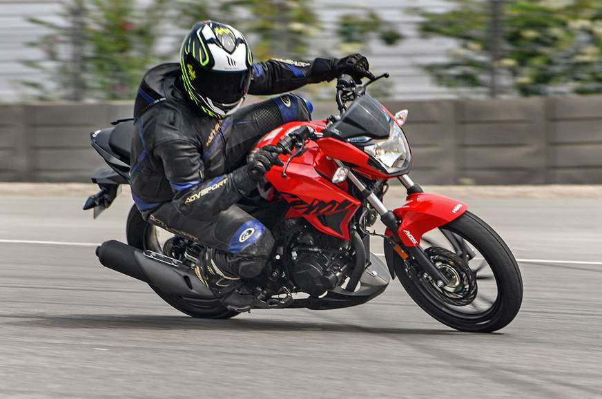 2018 Hero Xtreme 200R review, test ride