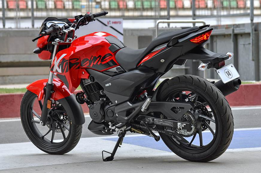 2018 Hero Xtreme 200r Review Test Ride Autocar India