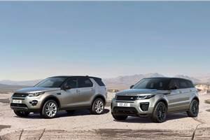 Land Rover Discovery Sport, Range Rover Evoque get Ingenium petrol
