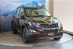 2018 XUV500 top variant most in demand