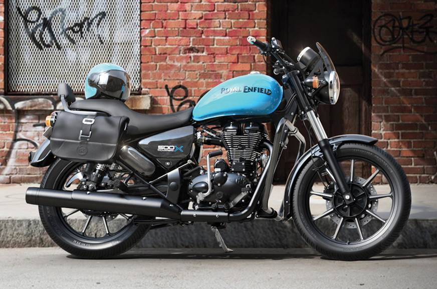 Royal Enfield Thunderbird X accessories launched