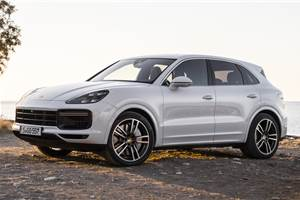 Porsche Cayenne Turbo priced at Rs 1.92 crore