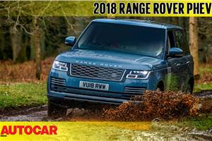 2018 Range Rover PHEV video review