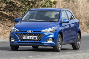 2018 Hyundai i20 CVT review, test drive