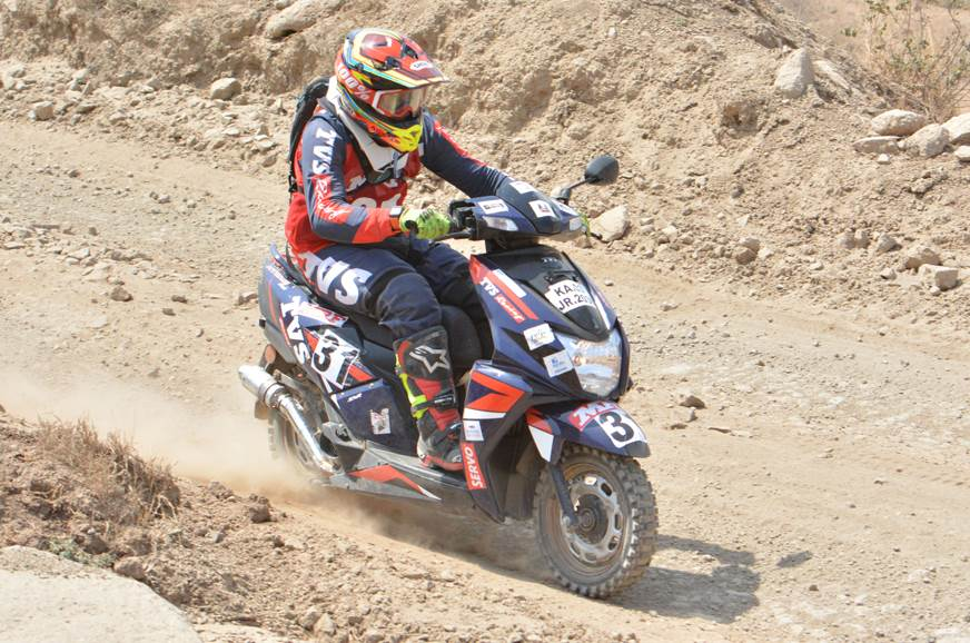 TVS Racing dominates INRC in Round 4