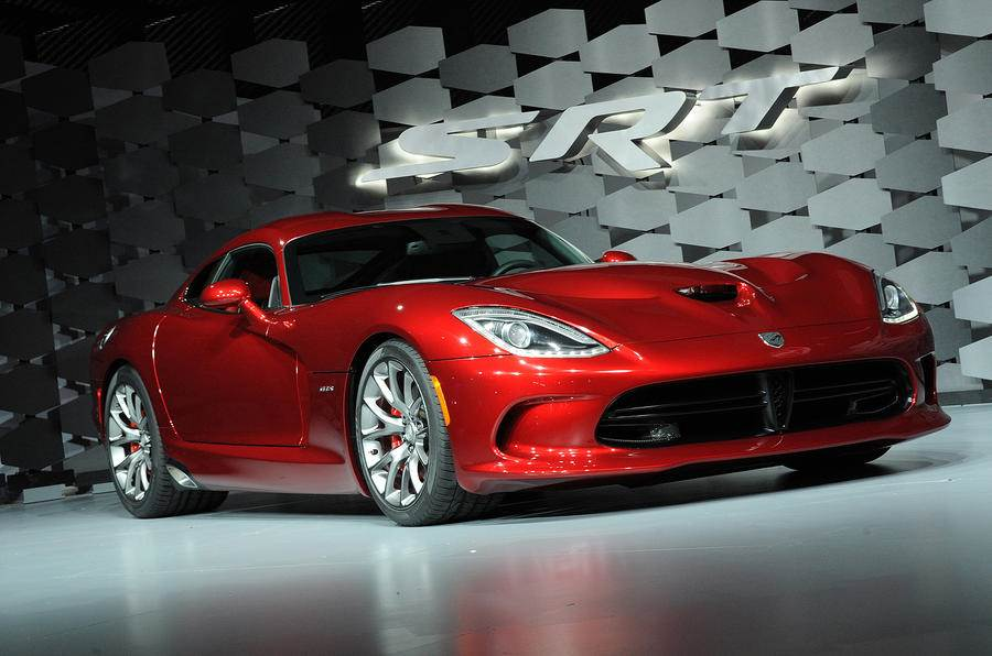New Dodge Viper coming in 2020